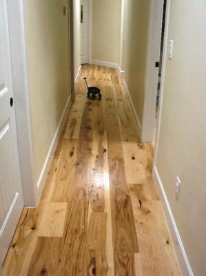 Residential flooring photo gallery stout hardwood floors for Residential wood flooring