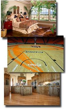 Hardwood Floors Flooring Contractors Sales Installation Las - Reclaimed gym flooring for sale
